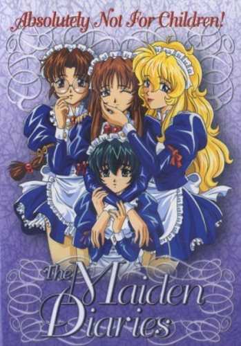 Женский Дневник  / Kara no Naka no Kotori / The Maiden Diaries